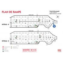 PLAN DE RAMPE A3 DIBOND