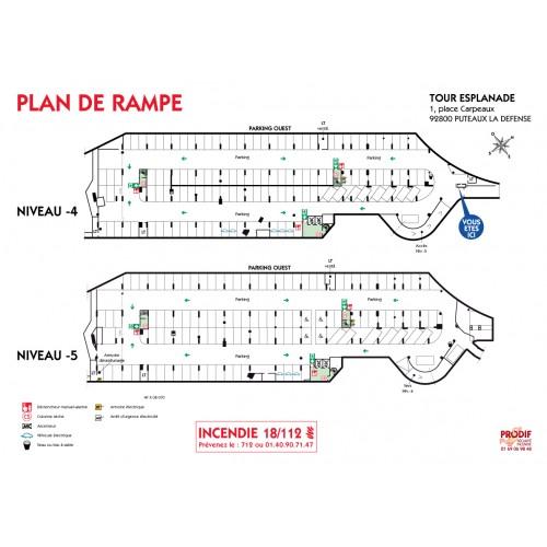 PLAN DE RAMPE A2 DIBOND
