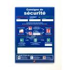 CONSIGNE GENERALE DE SECURITE